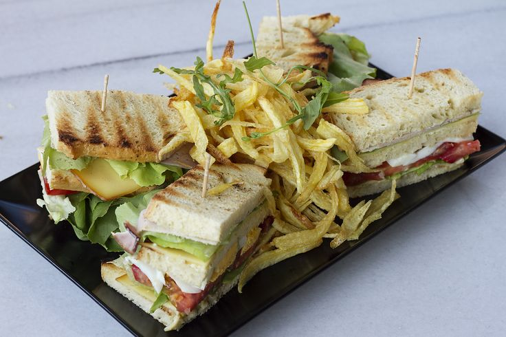 The Prince Club Sandwich