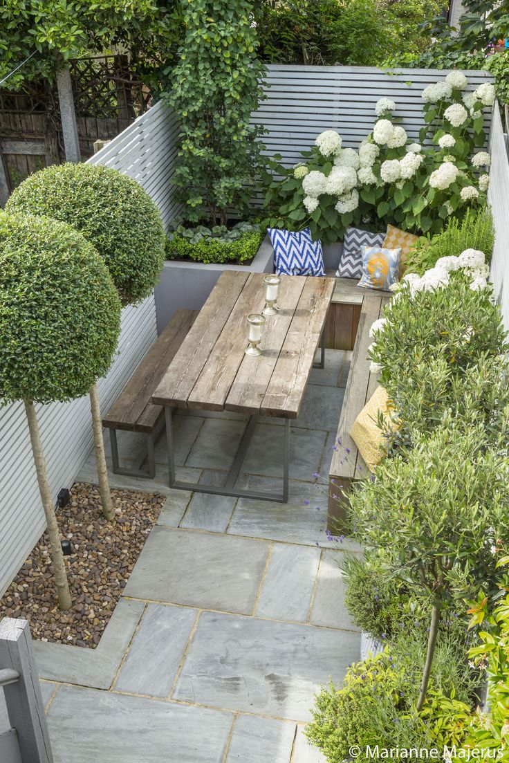 fulham slim subtle garden design london