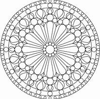 Image result for Sunflower Mandala Coloring Pages
