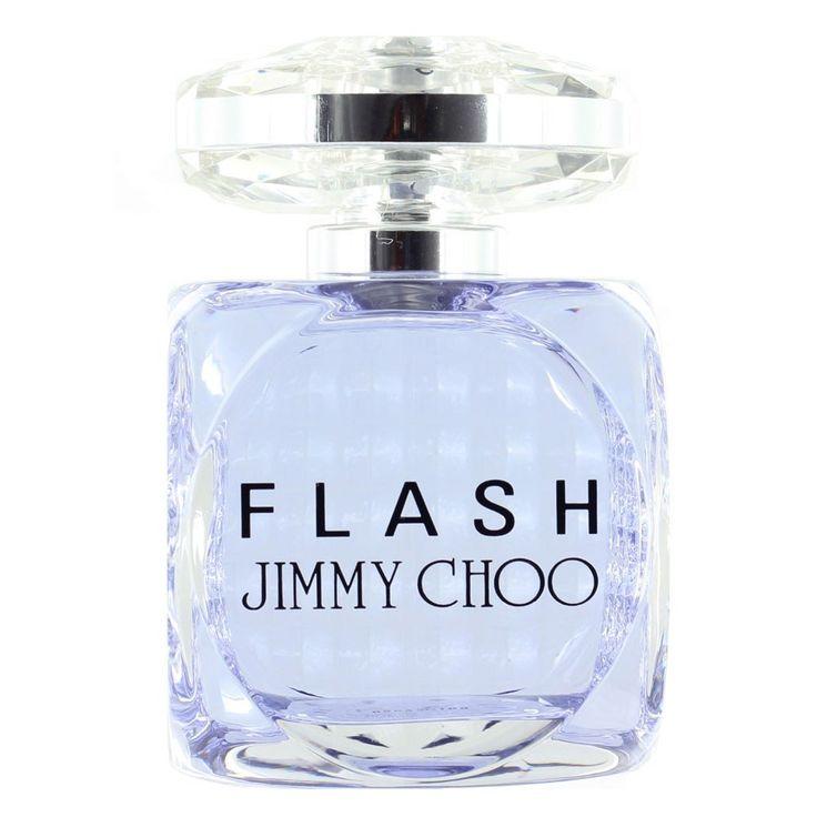 Jimmy Choo is er met zijn tweede geurtje, genaamd Flash.
