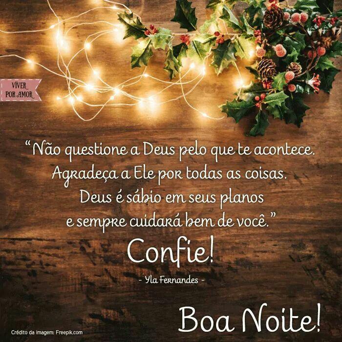 Pin De Carolaine Santos Em Deus Frases De Boa Noite