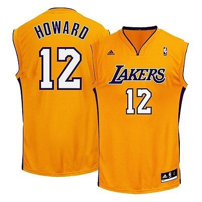 Adidas yellow nba la #lakers #howard basketball #jersey vest size small, View more on the LINK: http://www.zeppy.io/product/gb/2/282351288821/