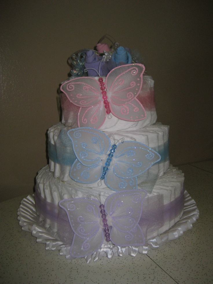 best diaper cakes / diaper gifts images on   baby, Baby shower invitation