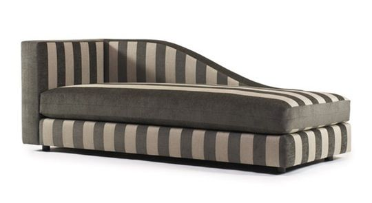 Sprawl Chaise Lounge  Industrial, Traditional, MidCentury  Modern, Upholstery  Fabric, Chaise Lounge by Naula (=)