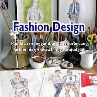 Fashion Design - Panduan membuat sketsa, merancang desain fashion dari tahap awal sampai jadi | Kirara Online Art