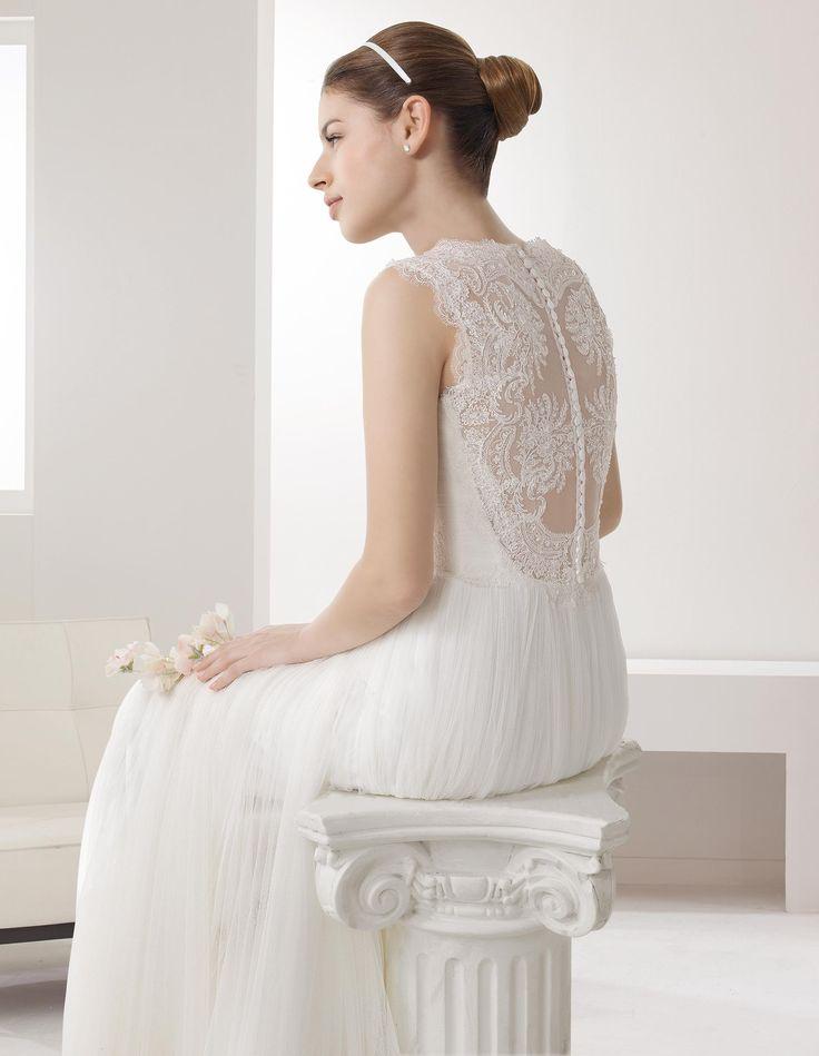 Naiara esküvői ruha - Almanovia 2014 - Esküvői ruhák - esküvői, menyasszonyi és alkalmi ruhaszalon Budapesten - La Mariée Budapest