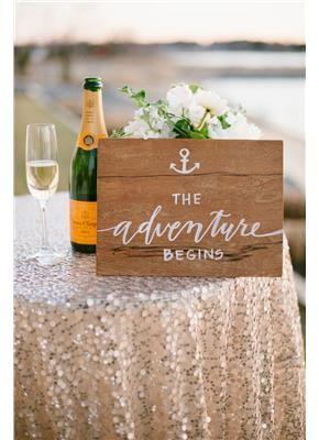 Για όσους λατρεύουν την περιπέτεια - gamos.gr #travel #adventure #wedding decoration #gamos www.gamos.gr