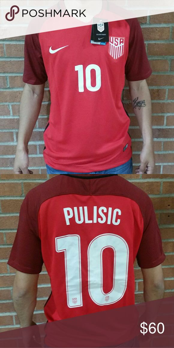 USA National team #10 pulisic soccer jersey Brand new Nike Other