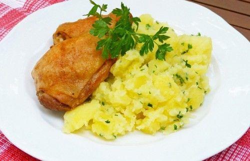 Fűszeres csirke