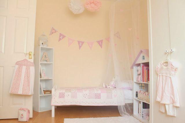 Oh So Amelia | UK Parenting Lifestyle Blog: Amelia's Toddler Room Progress