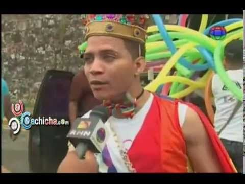Marcha del orgullo gay #Video - Cachicha.com