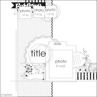 PageMaps: embellishment sketch contest