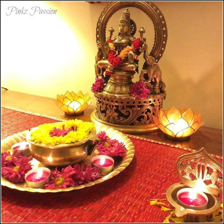 Exchange of Diwali Creativity