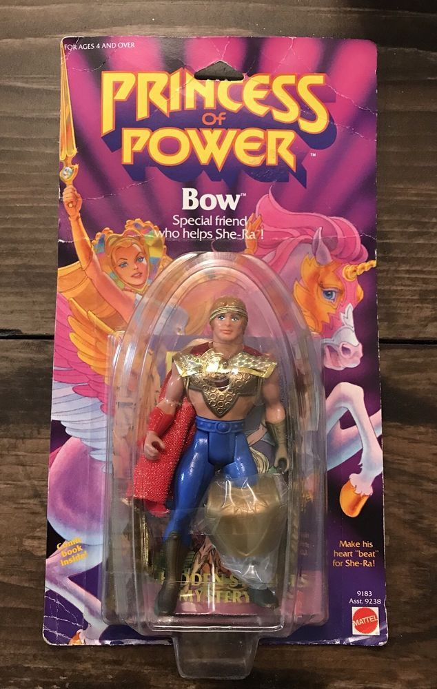 She-Ra Princess of Power 1980s Vintage Action figures Complete MULTI-LISTING