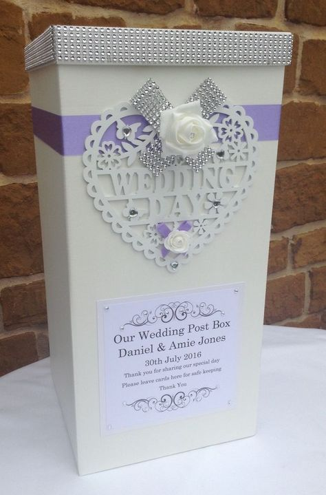Wedding Card Post Box, Wishing Well, Wedding Gifts, Wedding Centrepieces in Home, Furniture & DIY, Wedding Supplies, Other Wedding Supplies   eBay!