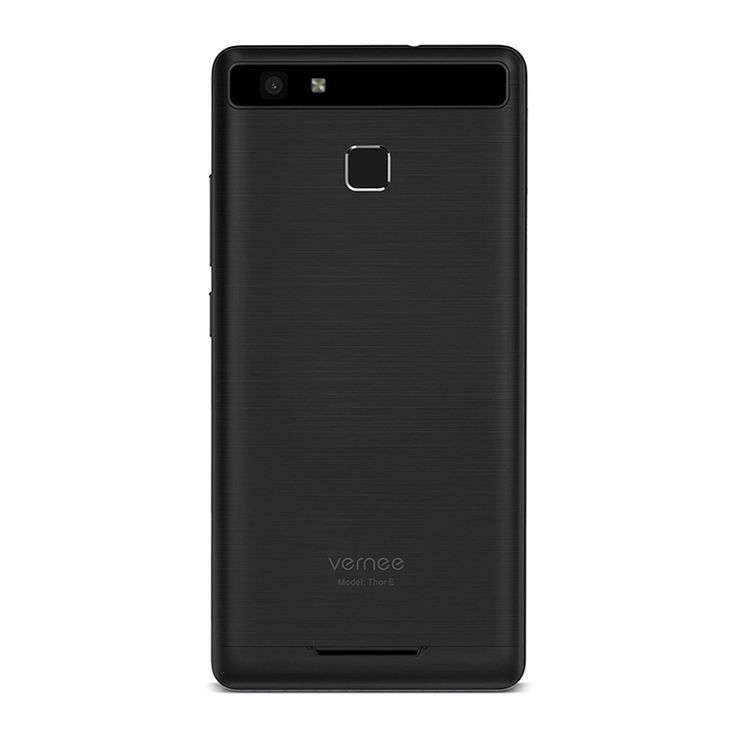Only US$129.99, black eu Vernee Thor E 4G Smartphone 3GB RAM+16GB ROM Fast Charge - Tomtop.com