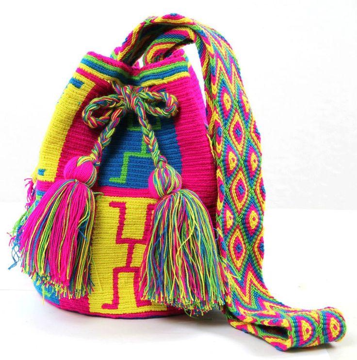 Wayuu Warrior - Mochila Bag