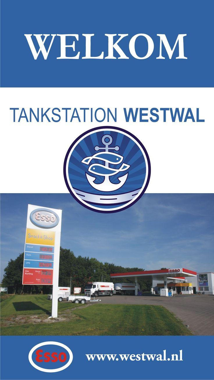 Tankstation Westwal