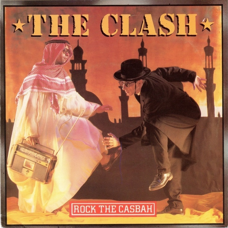 The Clash - Rock the Casbah, 1982