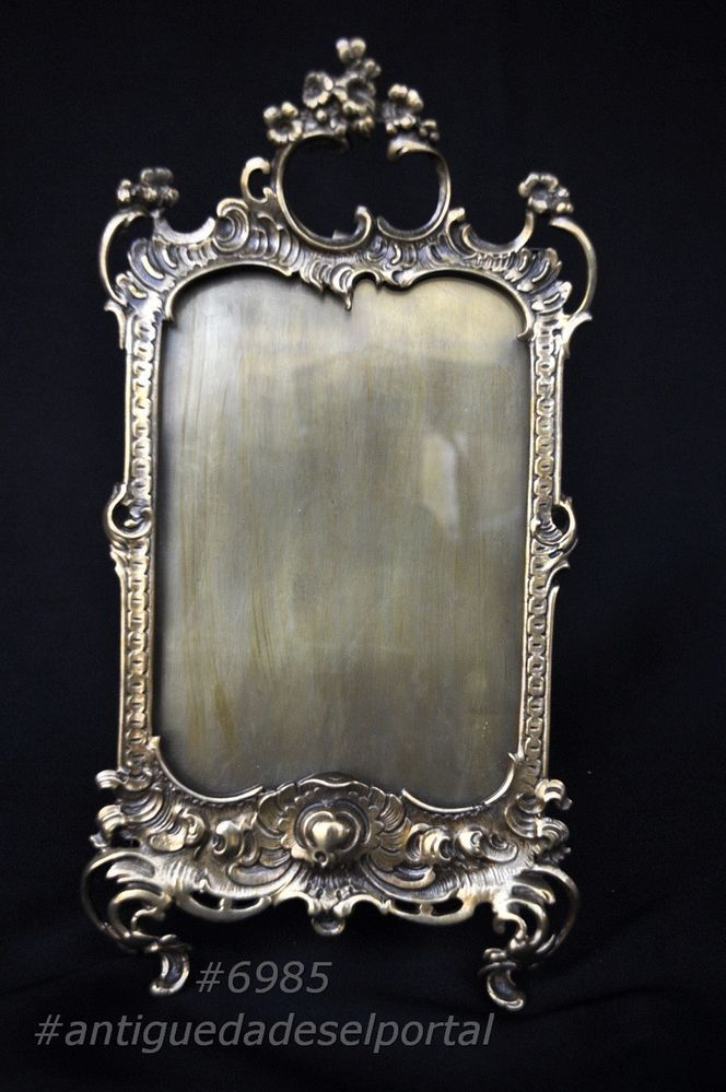 Antique French picture frame bronze ID6985 27