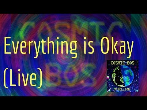 Adventures of a creative: Track 12: Everything is Okay (Live)