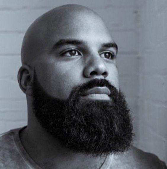 1000 Ideas About Bald Men Styles On Pinterest: 352 Best Images About Beards On Pinterest