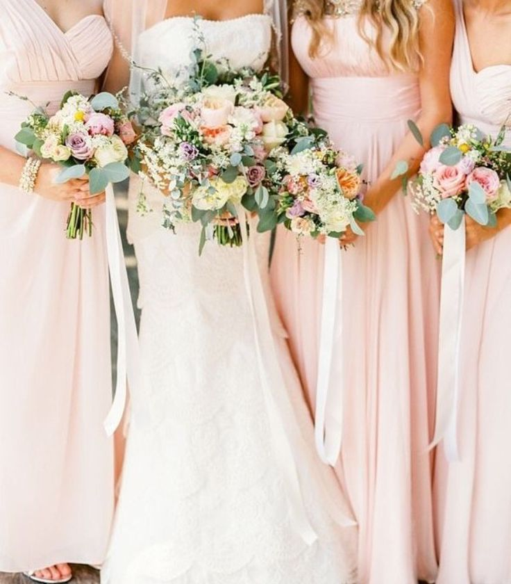 541 best Brautjungfern Mode images on Pinterest | Bridesmaids ...