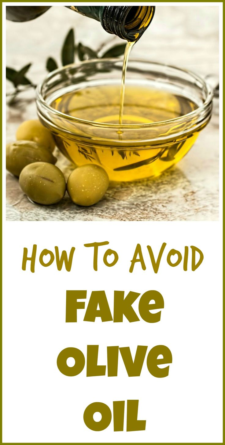 how to tell if olive oil is bad