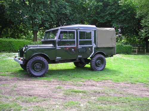 Land Rover Series 1 107""