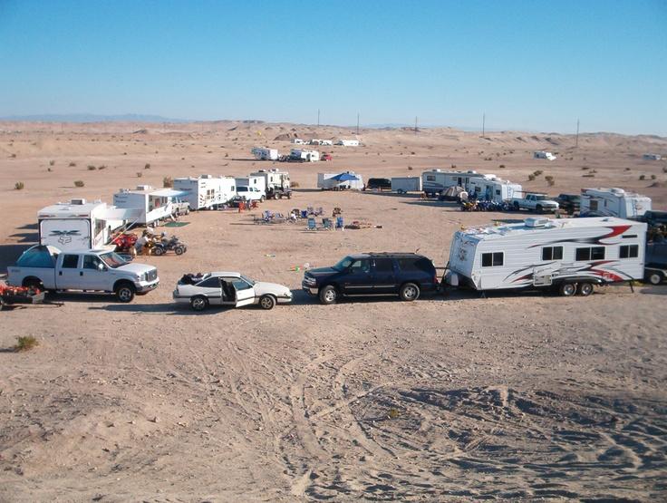 Ocotillo Wells Camping Camping Desert Desert