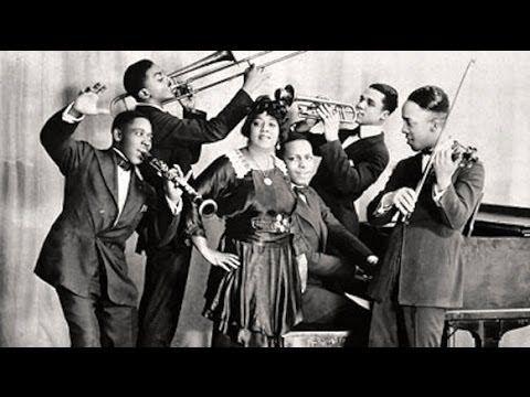 Crazy Blues, Mamie Smith   The Blues