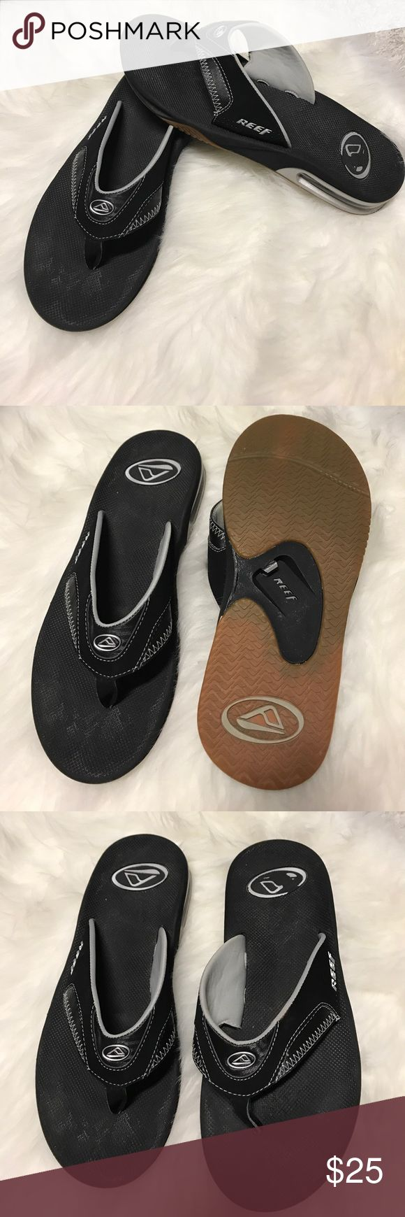 Men's Reef Sandal Gently worn! Men's Reef Sandal, size 9 Reef Shoes Sandals & Flip-Flops