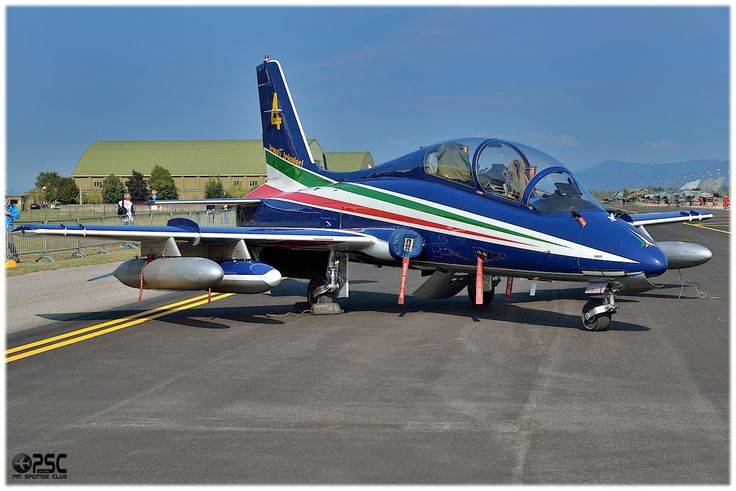Aeronautica Militare Italiana - Piacenza Air Force Base