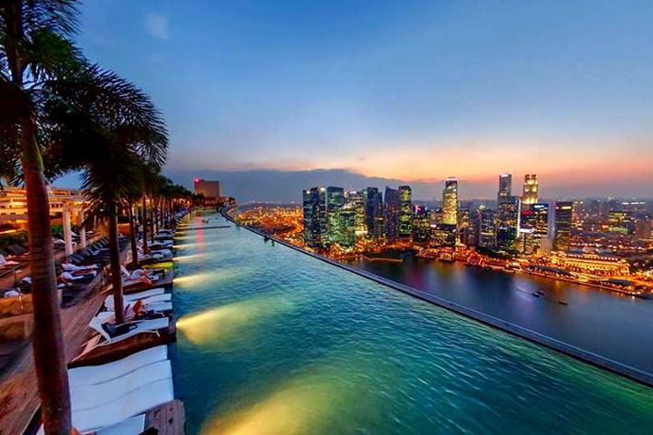 Amazing Infinity Pool In Singapore Cdarcher40