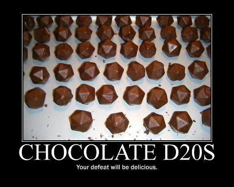 Your Defeat Will Be Delicious