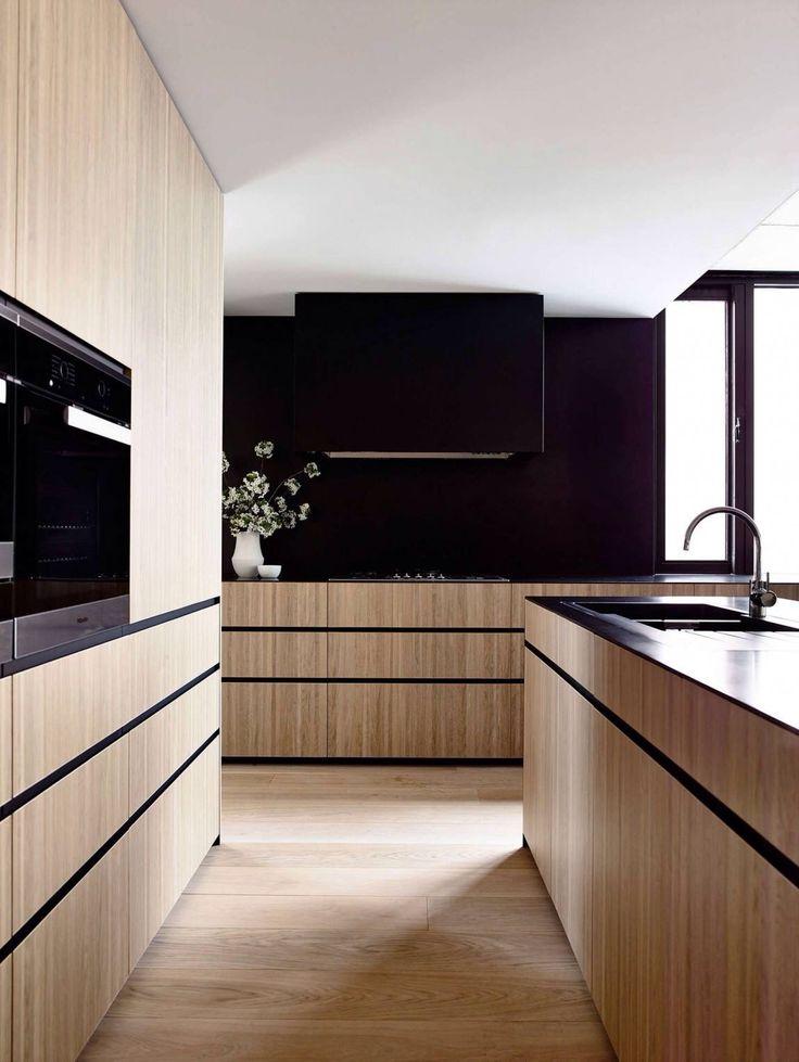 Suelo y mueble mismo color... Encimera mismo color paredes... Dos tonos... Muy equilibrado el conjunto