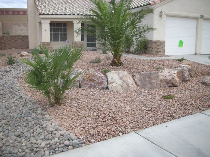 1000 ideas about landscaping las vegas on pinterest Modern desert landscaping ideas