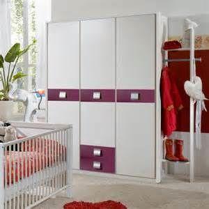 Epic Suche Kinderkleiderschrank weiss lila maedchen noemi Ansichten Kleiderschrank