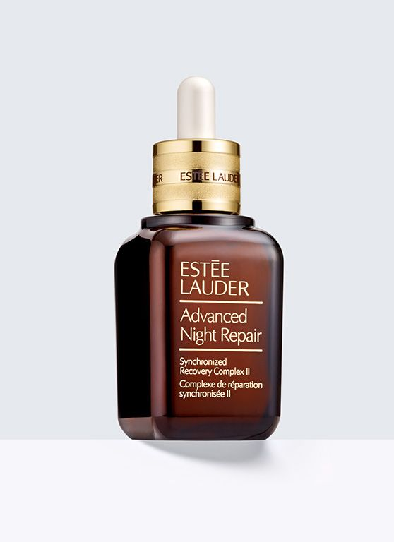 "@glamourmag's ""Glammies"" award winner for beat facial anti-ager:  Advanced Night Repair 