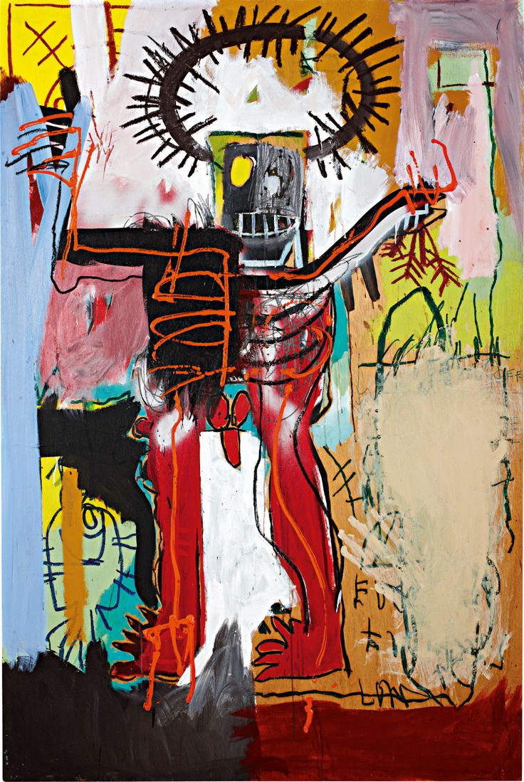 Untitled, 1981 Jean-Michel Basquiat