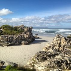 Grotto Beach, Hermanus, Western Cape, South Africa