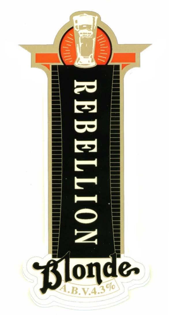 Rebellion Blonde.