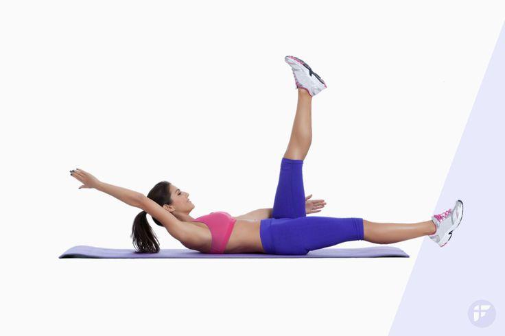 25 Los mejores ejercicios abdominales para las mujeres para un estómago apretado