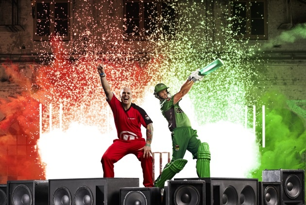 The Derby - Melbourne Renegades vs Melbourne Stars, Fri 7 Dec at Etihad Stadium