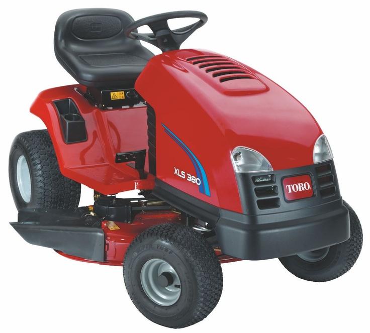 Toro XLS-380 Lawn Tractor