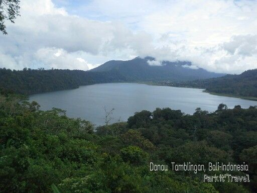 There are 3 famous lakes in Bali such as Tamblingan lake, Buyan lake, and Beratan lake.