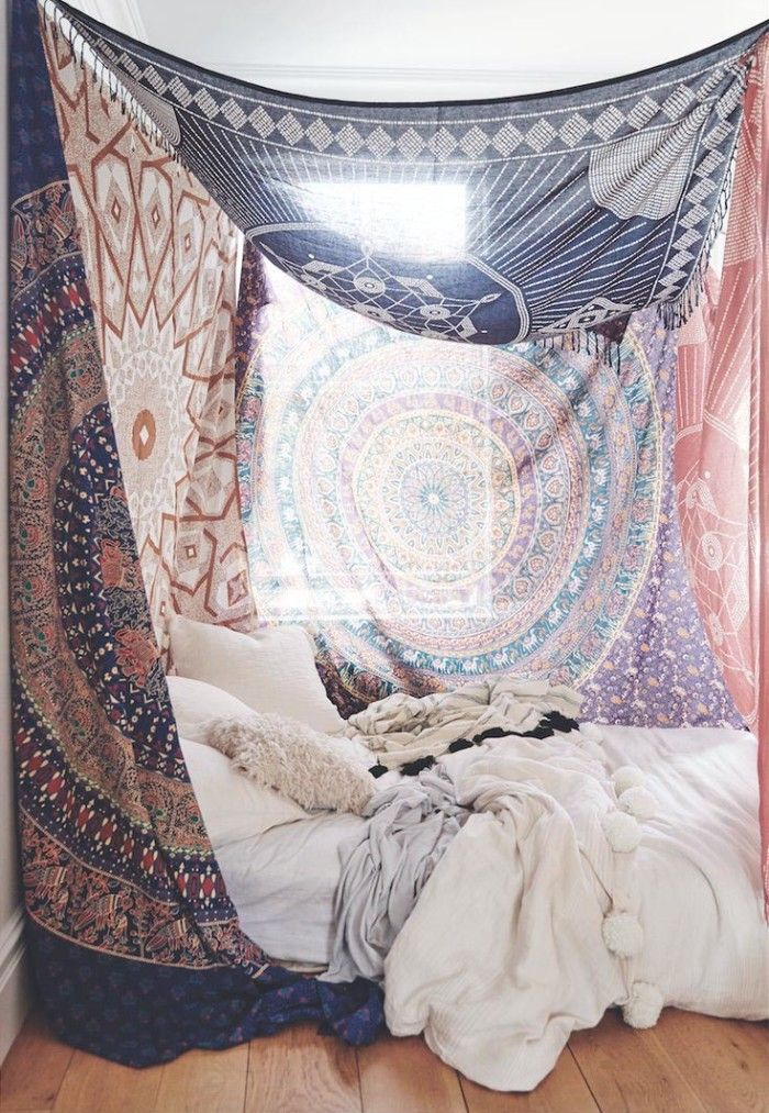 11 romantiska sovrum med en bohemisk touch | ELLE Decoration