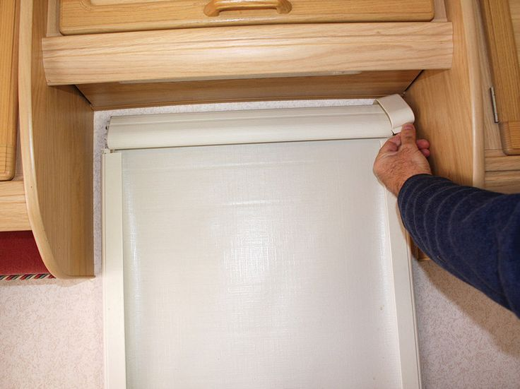 How To Mend Caravan Roller Blinds And Flyscreens Travel