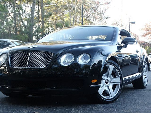 SCBCR73W27C048574 | 2007 Bentley Continental GT for sale in Roswell, GA
