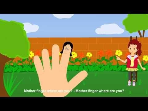 Finger Family Song of Family Set || Finger Family Nursery Rhymes for Pre...